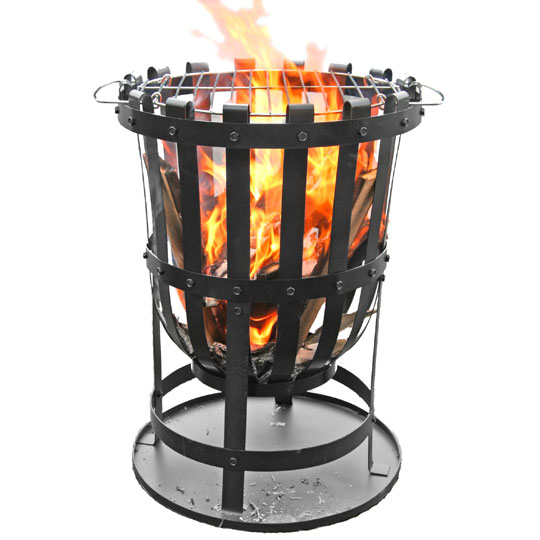 Image of a brazier